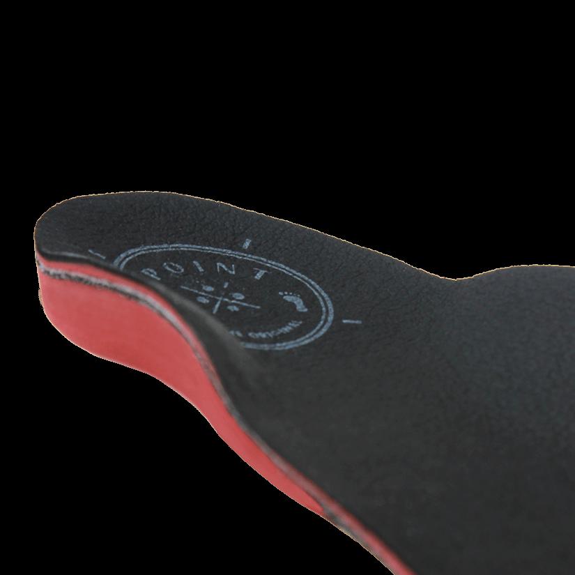 Business achillo Leatherline schwarz - Hinten