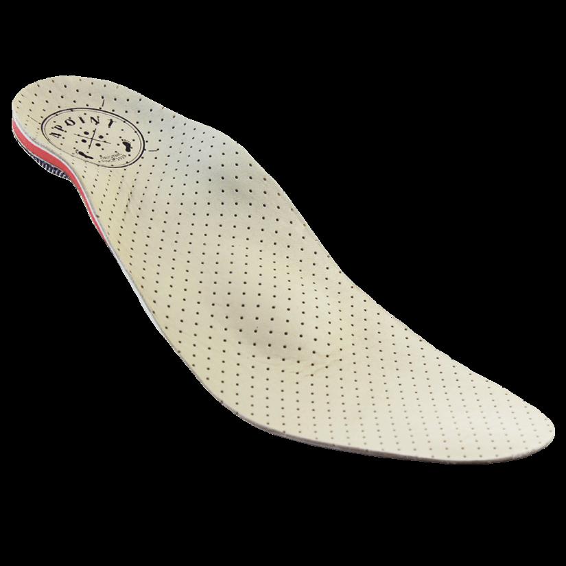 Orthopädische Einlage - Business calcaneo Leder
