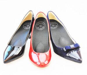 Damen Schuhe mit 4Point-Einlagen