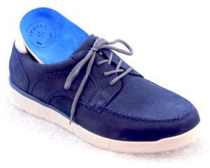 Sneaker Schuh mit Einlage