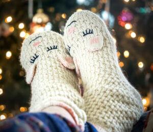 Lamm-Socken