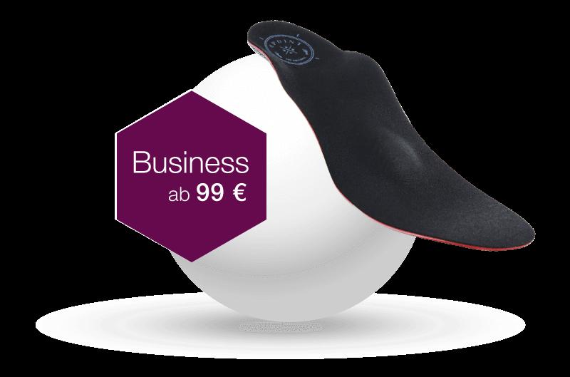 Orthopädische Einlagen typ Business ab 119€