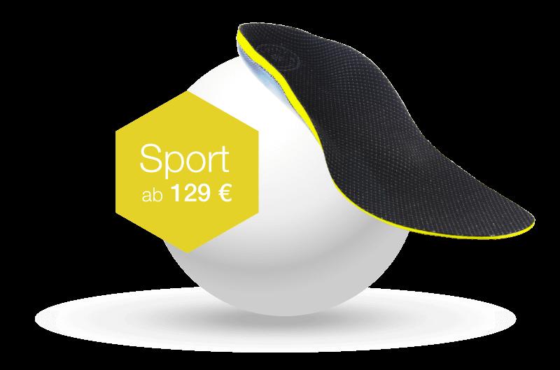 Sonsomotorische Einlagen typ Sport ab 119€